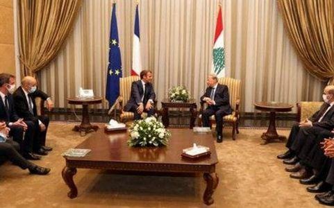 فرانسه لبنان را تهدید کرد ، ماکرون: تغییری واقعی ایجاد نشود تحریم می کنم