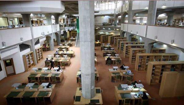 بازگشایی تالارهای کتابخانه ملی از فردا