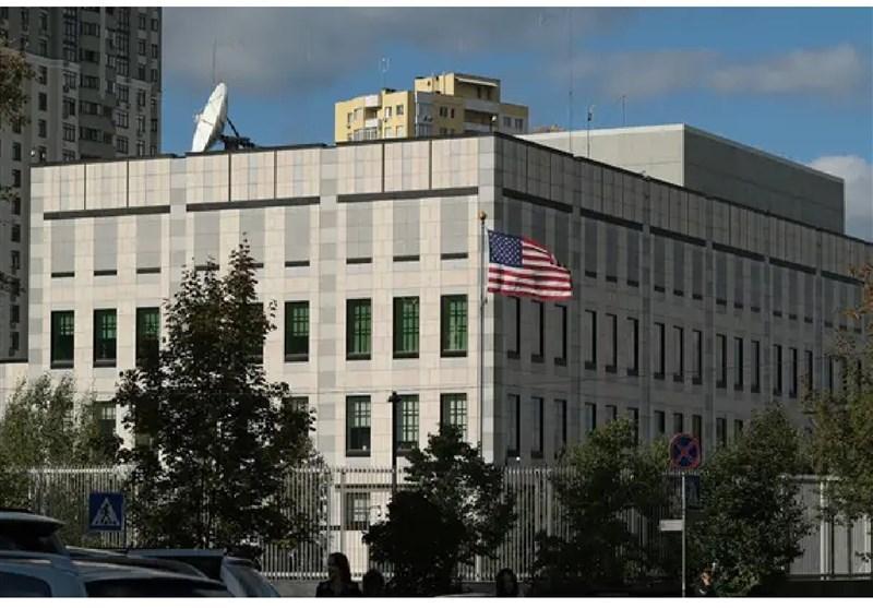 مرگ مشکوک کارمند سفارت آمریکا در کی یف