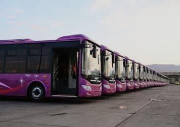 تغییر ساعت کار ناوگان اتوبوس رانی تبریز از 15 مهرماه