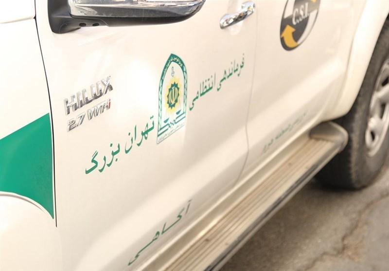 پرش مرگبار سارق مسلح حین فرار از دست پلیس