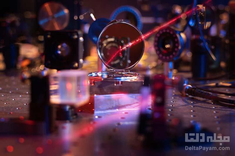 ساخت مودم اینترنت کوانتومی با کمک آینه