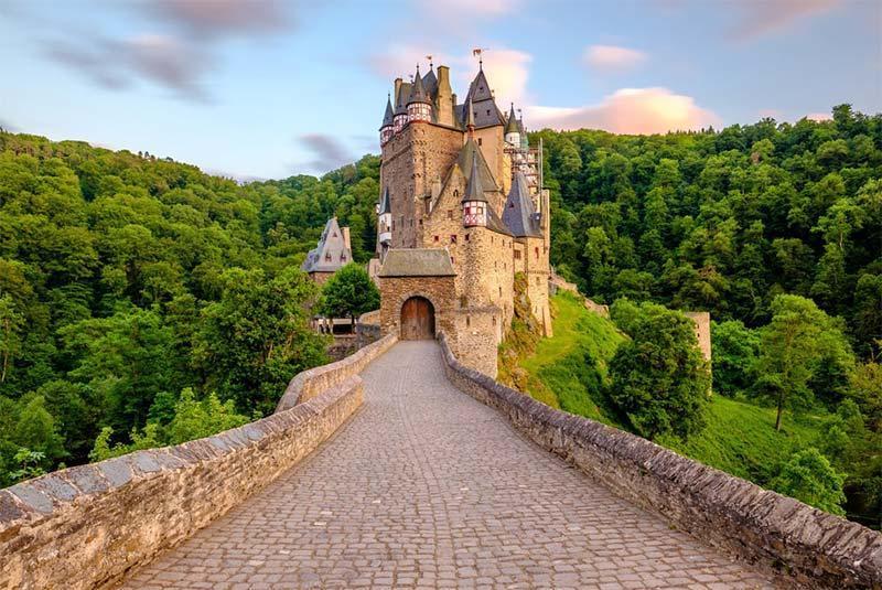 10 مکان جادویی در آلمان