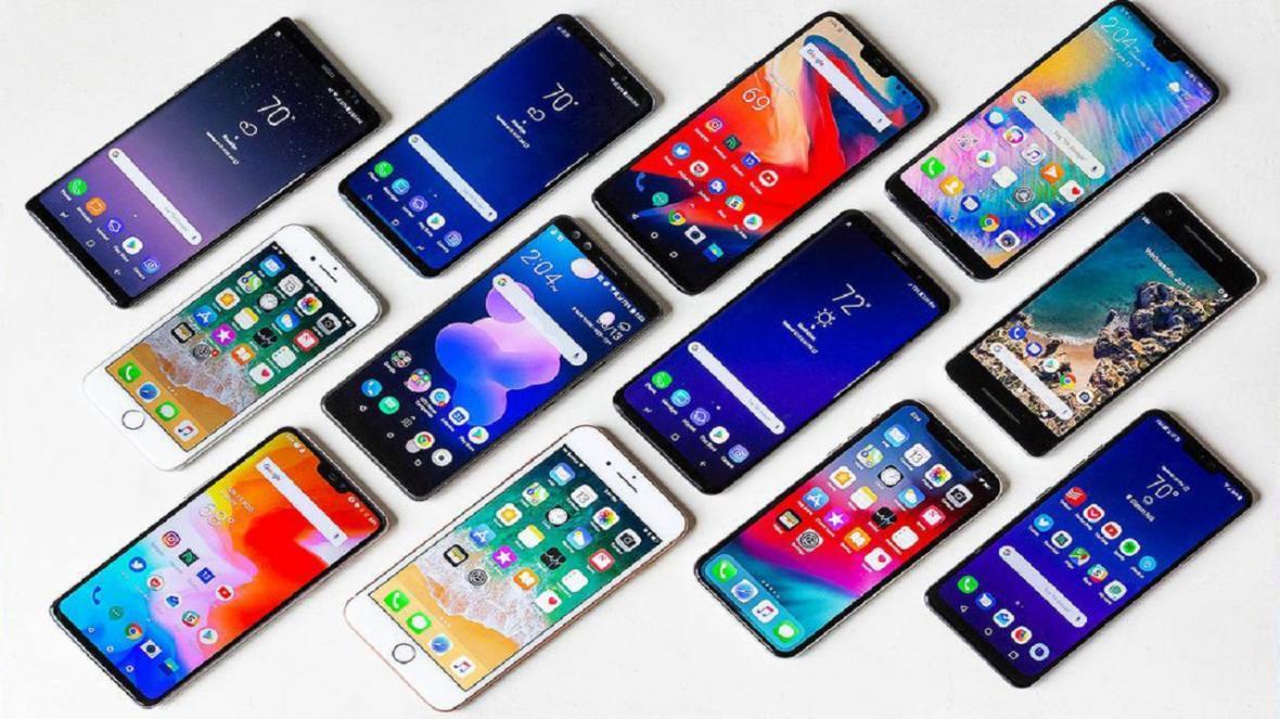 قیمت انواع گوشی موبایل، امروز 8 آذر 99