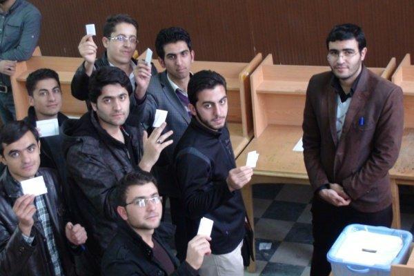 انتخابات شورای صنفی دانشگاه علوم پزشکی تهران برگزار می گردد