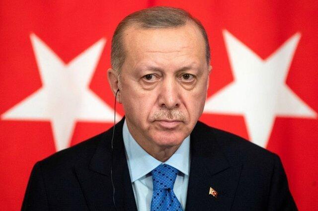اردوغان: ترکیه در برابر تهدیدها در مدیترانه شرقی سر فرود نمی آورد