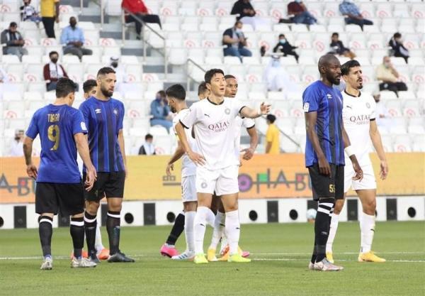 لیگ ستارگان قطر، شکست 8 گله تیم رضاییان برابر السد