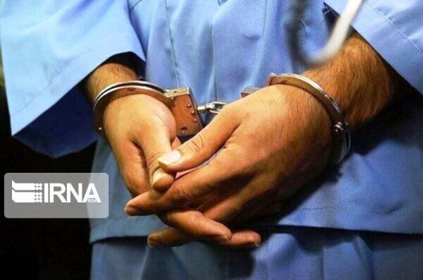 خبرنگاران دزد حرفه ای محتویات داخل خودرو در بروجرد دستگیر شد