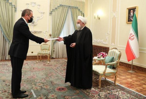 روحانی: آمادگی داریم روابط تجاری و صنعتی ایران و مکزیک تعمیق یابد