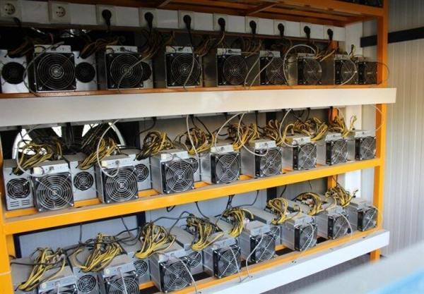 خبرنگاران توقیف 460 دستگاه ماینر در شهریار