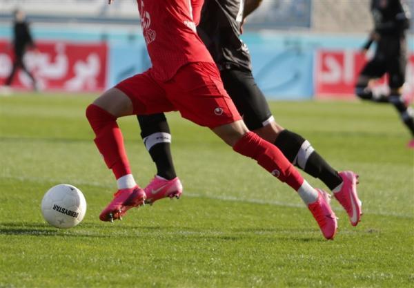 زمان 2 مسابقه از هفته چهاردهم لیگ دسته اول تغییر کرد