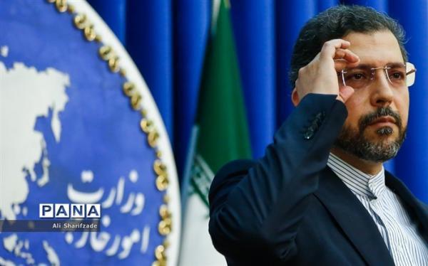 گزارش ها حمله خرابکارانه به کشتی کانتینربر ایران را تایید می کند