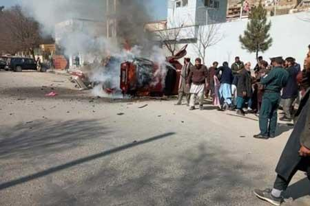 وقوع 3 انفجار پیاپی در ولایت هرات افغانستان