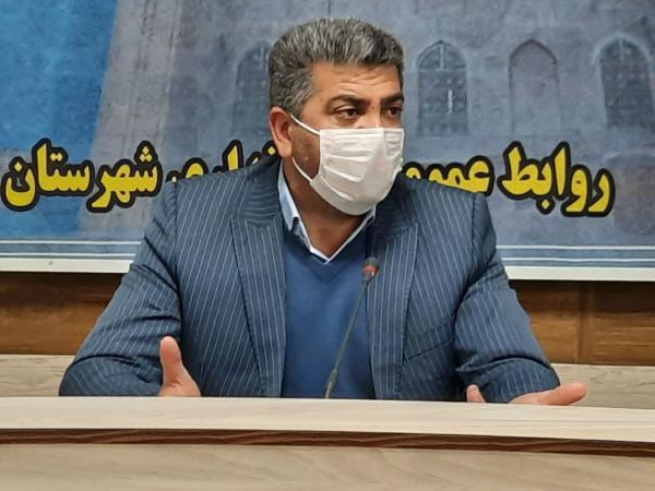 خبرنگاران ثبت نام 94 داوطلب در ششمین دوره انتخابات شورای اسلامی شهر اهر