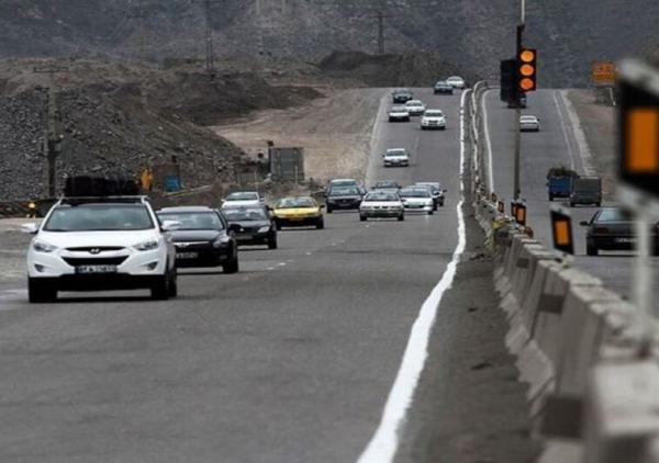خبرنگاران تردد روزانه در جاده های کردستان 100 درصد افزایش یافت