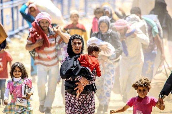 آمریکا مانع بازگشت پناهجویان سوری به سرزمین خود می گردد