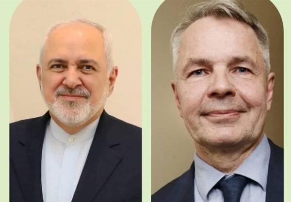 ظریف: هدف از گام های جبرانی ایران حفظ برجام است