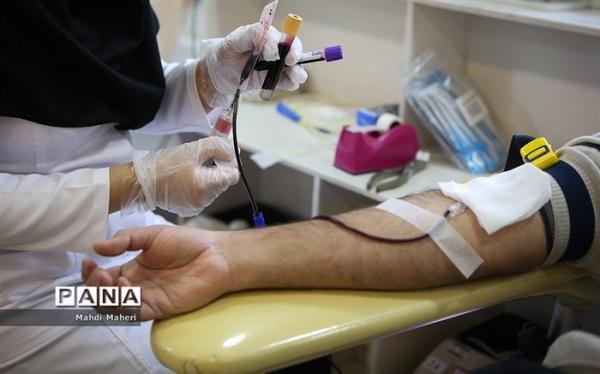 مردم با اطمینان خاطر در ماه رمضان خون اهدا کنند