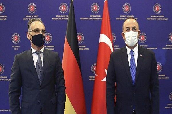 برلین: سال سختی را در روابط ترکیه و اتحادیه اروپا گذراندیم