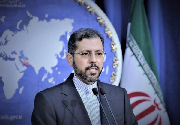 خطیب زاده: وزارت امور خارجه آماده همکاری کامل با کمیته المپیک است