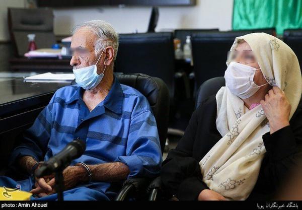 اظهار نظر پزشکی قانونی درباره شرایط سلامت روانی پدر بابک خرمدین