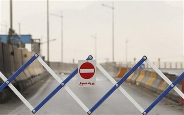 شروع محدودیت 5 روزه تردد از ظهر امروز