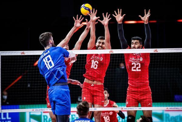 ایران 1 - روسیه 3؛ دومین شکست مقابل تیم قدرتمند روسیه