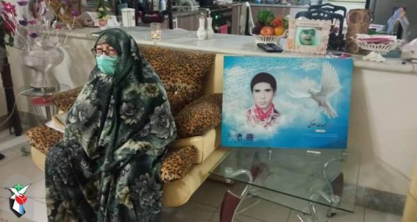 اعلام خبر بازگشت پیکر مطهر شهید پس از 34 سال به مادر، مراسم تشییع چهار شهید در حرم مطهر رضوی