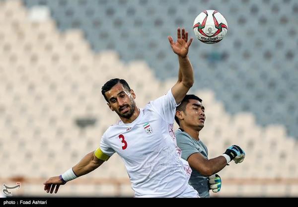 شکوری: رقبای تیم ملی شرایط خوبی دارند اما ایران شایسته صعود است