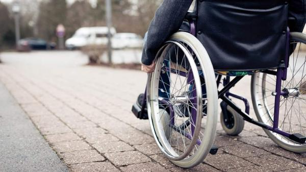 عفونت بدن معلولان به علت قطع برق
