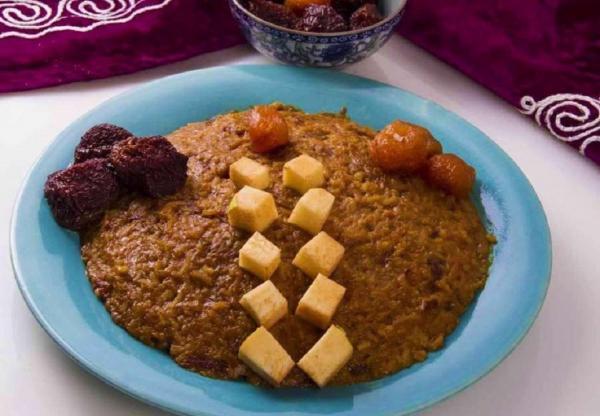 طرز تهیه یخمه تُرُش؛ از غذاهای قدیمی و خوشمزه اصفهان