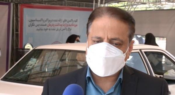مجموعه خودرویی واکسیناسیون شرایط مناسبی برای شهروندان ایجاد می نماید