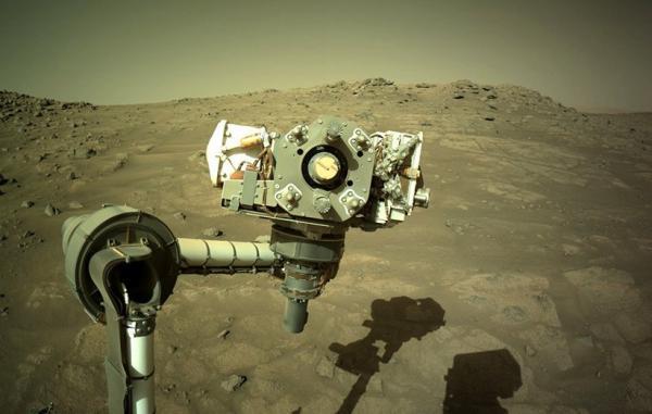 مریخ نورد پشتکار برای جمع آوری نخستین نمونه سنگ های مریخ آماده می گردد