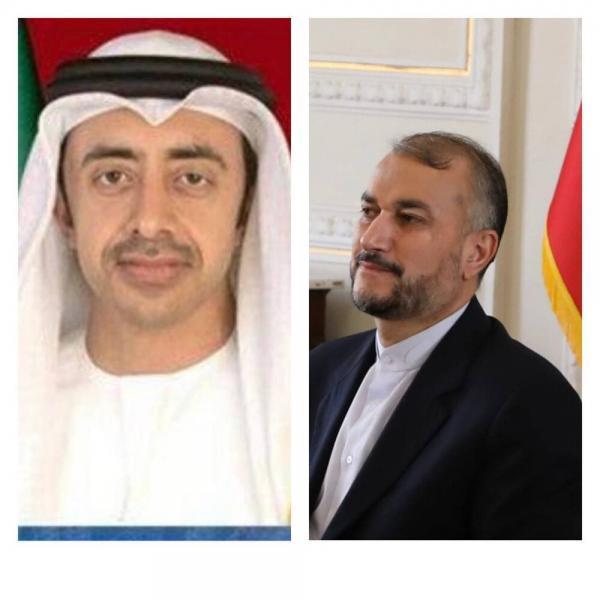 تور دبی ارزان: گفتگوی تلفنی وزیران خارجه ایران و امارات