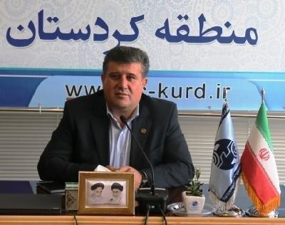 213 کافو نوری در کردستان نصب و راه اندازی شده است