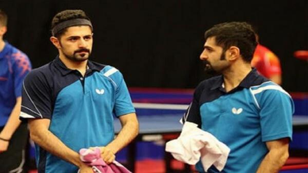 برادران عالمیان رقابت های دوبل قهرمانی آسیا را با برد شروع کردند